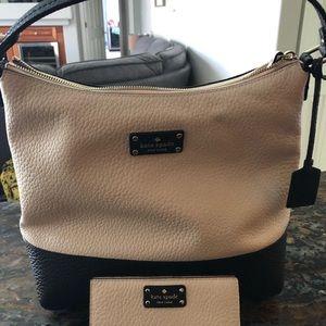 New w/o tags,Kate Spade Lexie & Bay Street Wallet.